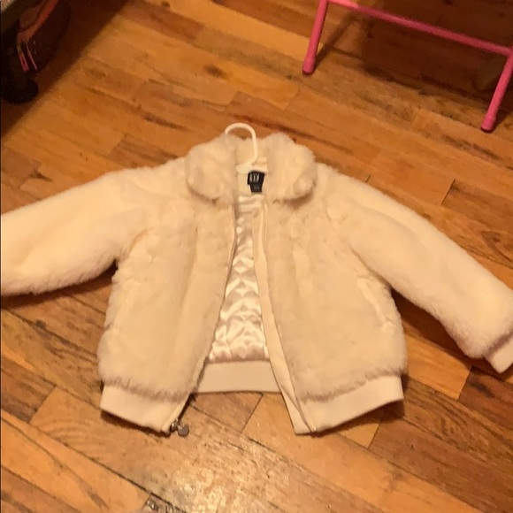 GAP Other - Gap kids fur jacket/vest